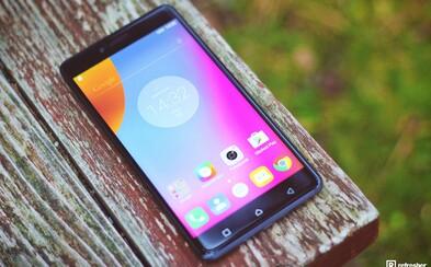 Kvalitný čínsky smartfón za pár drobných? Lenovo K6 Note si budú pochvaľovať aj tí náročnejší (Recenzia)