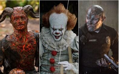 KVÍZ: Dokážeš odhaliť, ktorý herec sa skrýva za maskou filmovej postavy?