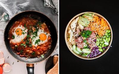 KVÍZ: Dokážeš priradiť jedlo ku krajine, pre ktorú je charakteristické?