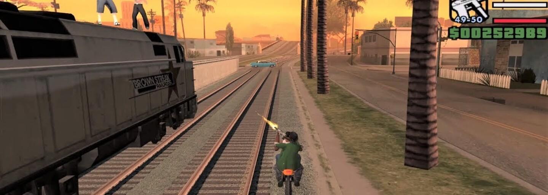 KVÍZ: GTA San Andreas. Pamätáš si záver príbehu, členov Grove Street Families a iné? Ak si ho prešiel, mal by si dať 100 %