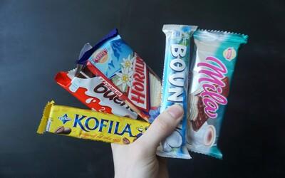 KVÍZ: Miluješ sladkosti? Spoznaj maškrty len podľa ich obalu