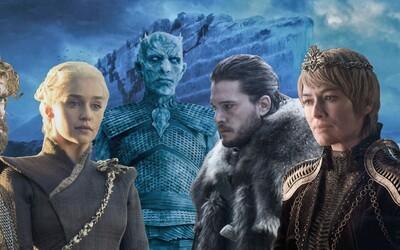 KVÍZ: Pamätáš si na udalosti predošlých sérií Game of Thrones?