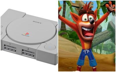 KVÍZ: PlayStation slaví 25 let. Zavzpomínej na tuto legendární konzoli a nostalgické hry