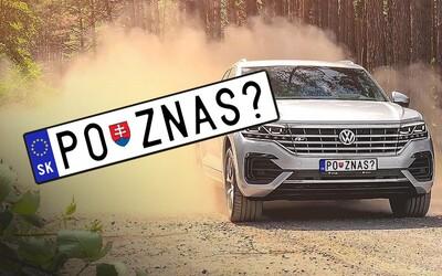 KVÍZ: Poznáš skratky okresov na slovenských autách?