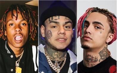 KVÍZ: Spoznáš 10 mladých amerických raperov podľa tváre?