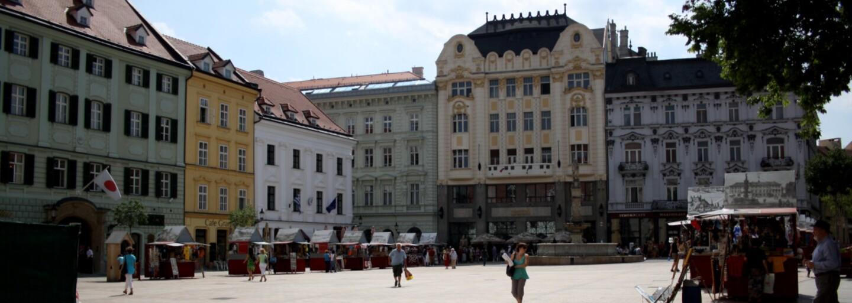 KVÍZ: Spoznáš slovenské mestá podľa námestí?
