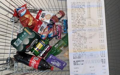 KVÍZ: Uhádneš hodnotu nákupu? Nie je to také ľahké, ako sa môže zdať