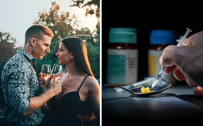 KVÍZ: Vieš, ako vyzerá závislosť od drog či alkoholu? Otestuj sa v našom kvíze
