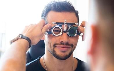 KVÍZ: Vyznáš sa vo svojich očiach a problémoch so zrakom?