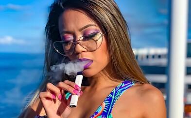 Kvůli kouření e-cigaret již údajně zemřelo 5 lidí, vaping způsobil i více než 450 plicních chorob