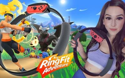 Kvôli koronavírusu sa vypredáva fitness RPG hra na Nintendo Switch. Ľudia v karanténe už vykúpili aj fejkové ovládače
