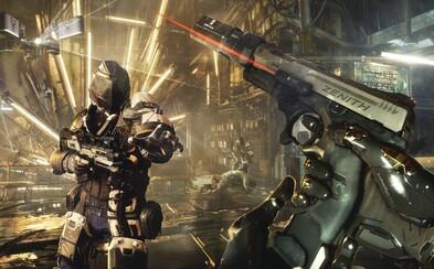 Kyberpunkový Deus Ex: Mankind Divided prozkoumá temnou stránku lidstva. Na co se můžeme těšit? (Preview)