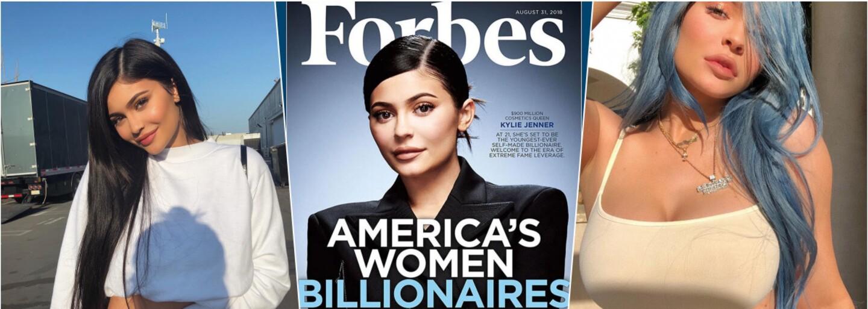 Kylie Jenner je na ceste stať sa najmladšou miliardárkou sveta. Onedlho môže tromfnúť aj Zuckerberga