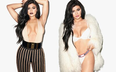 Kylie Jenner oslavuje čerstvú dospelosť nezvyčajnými fotografiami, ktoré vznikli zo spolupráce s Terrym Richardsonom