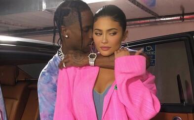 Kylie Jenner potvrdila, že se rozešla s Travisem Scottem: Internet vše 100krát zdramatizuje, s expřítelem jsem se nesetkala