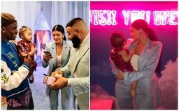 Kylie Jenner vybudovala svojej dcére na 1. narodeniny vlastný zábavný park. DJ Khaled jej daroval prvú Chanel kabelku