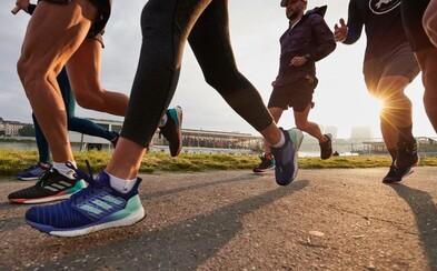 Kým ty si spal, vyše 130 ľudí robilo niečo pre svoje zdravie. O 4:45 ráno testovali nové adidas SOLARBOOST a zabehli niekoľko kilometrov