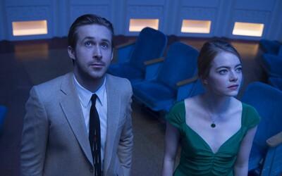 La La Land se před předáváním Oscarů stává fenoménem. V kině ho chce vidět každý