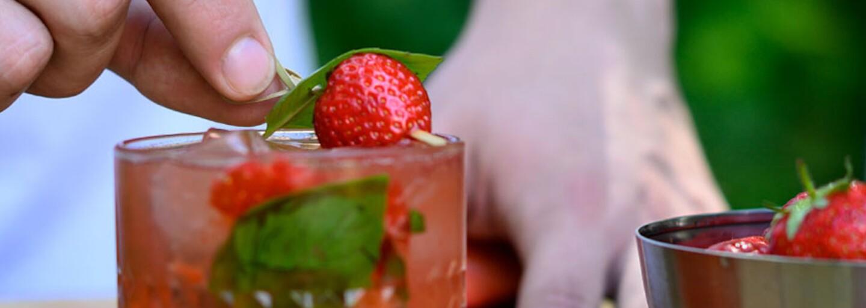 Ľadový jahodový mix či espresso tonic. Fresh drinky si pripravíš aj doma