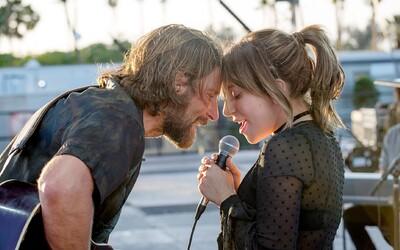 Lady Gaga a Bradley Cooper spouštějí lavinu emocí a nádherné hudby ve skvělém filmu Zrodila se hvězda (Recenze)
