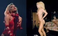 Lady Gaga je hrdá na svoje telo. Speváčkine nahé fotky si vyslúžili obdiv fanúšikov