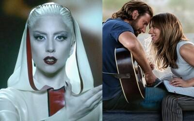 Lady Gaga sa počas natáčania A Star is Born cítila byť škaredá