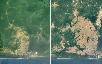 Lagos by se do konce století mohl stát první světovou metropolí, která přesáhne 100 milionů obyvatel