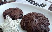 Lahodné a vláčne čokoládové sušienky s kokosovým cukrom (Recept)
