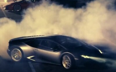 Lamborghini Huracan LP 610-4: Oficiálne video a stránka