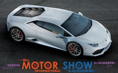 Lamborghini Huracan LP610-4: Nové fakty, živé fotky