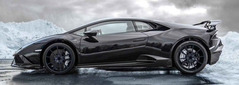 Lamborghini Huracán Mansory MH1: Upravený býk má namierené vyššie než Aventador