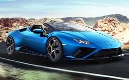Lamborghini Huracán shazuje střechu a přichází o pohon všech čtyř kol
