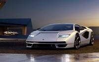 Lamborghini oživilo slavný Countach, osadilo ho hybridní technikou s výkonem 814 koní