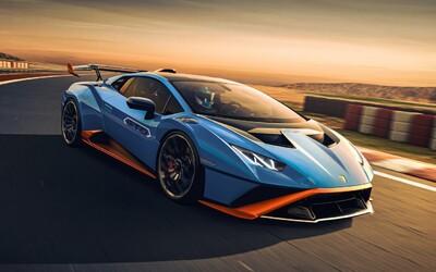 Lamborghini představilo dosud nejbrutálnější Huracán na světě. Stovku dá za 3 sekundy