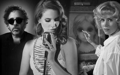 Lana Del Rey nazpívala písničku pro nadcházející film Tima Burtona. Poslechni si Big Eyes