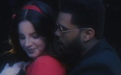 Lana Del Rey si v novom videoklipe užíva spoločne s The Weekndom výhľad na Los Angeles