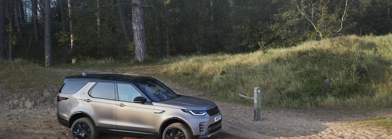 Land Rover Discovery prošel modernizací. Dostal moderní kokpit a mild-hybridní motory