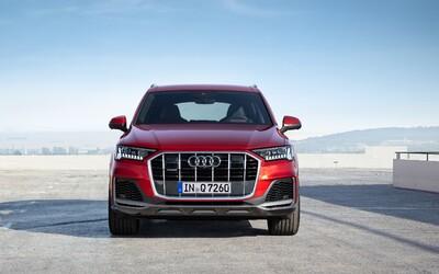 Laserová světla, hybridní technika a zcela nový kokpit. Audi Q7 výrazně zkrásnělo