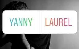 Laurel, nebo Yanny? Konečně známe odpověď od muže, který nahrávku vytvořil před lety, aby lidem pomohl s výslovností