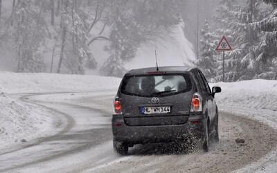 Ledovka dnes bude nejhorší v těchto krajích. Přijde silné ochlazení, informuje ČHMÚ