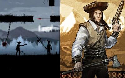 Legenda o Jánošíkovi je jednoduchou a zábavnou hrou. Vytvoril ju šikovný slovenský programátor