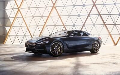 Legenda ožíva! BMW približuje svoj vrcholný luxus v športovom balení, úplne nový rad 8
