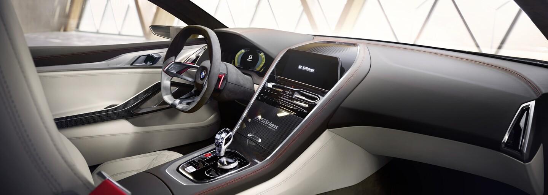 Legenda ožívá! BMW přibližuje svůj vrcholný luxus ve sportovním balení, úplně novou řadu 8