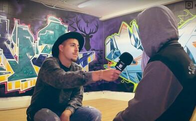 Legenda slovenského graffiti Daor: Mladých sprejerov je z roku na rok menej (Rozhovor)