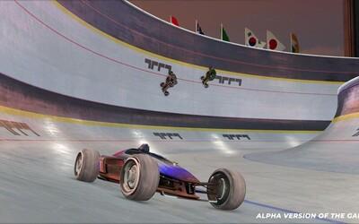Legenda vo svete pretekov sa vracia. Takto vyzerá remake Trackmania Nations