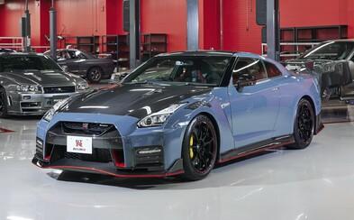 Legenda z Japonska prošla dalším vylepšením. Toto je modernizovaný Nissan GT-R