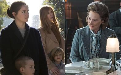 Legendárna Meryl Streep si zahrá v druhej sérii Big Little Lies a údajne zarobí takmer milión dolárov za epizódu. Akú postavu stvárni?