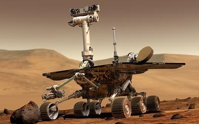 Legendárna sonda na Marse navždy ukončila svoju misiu