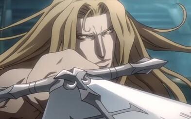 Legendárna videohra Castlevania o drsnom lovcovi upírov bude podľa tvorcov temnou a nekompromisne krvavou jazdou