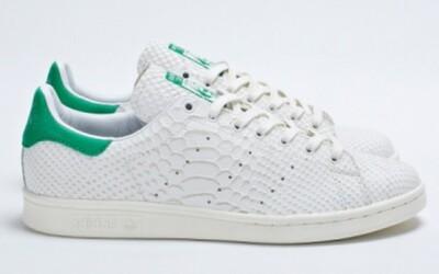 Legendárne adidas Stan Smith v 4 unikátnych prevedeniach